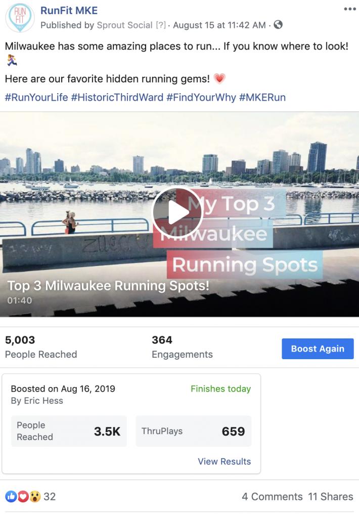 RunFit MKE Best Trails Video