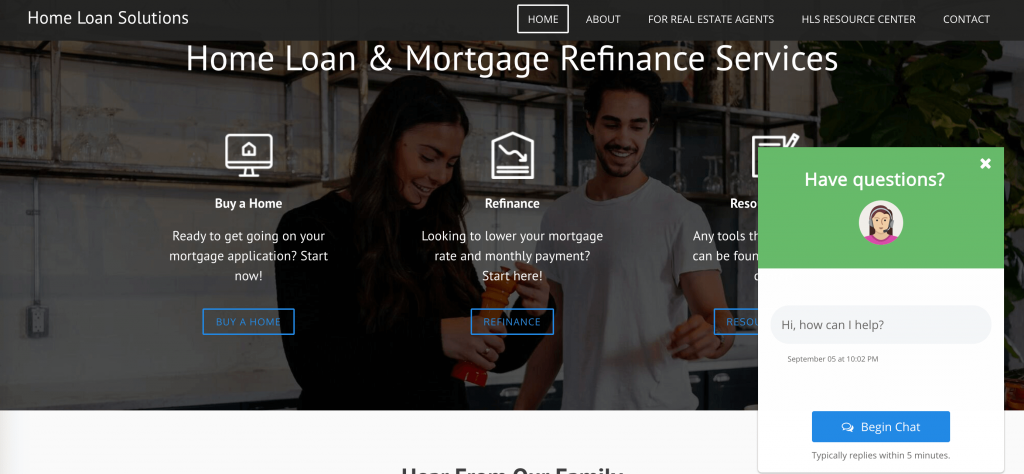 Home Loan Solutions Case Study