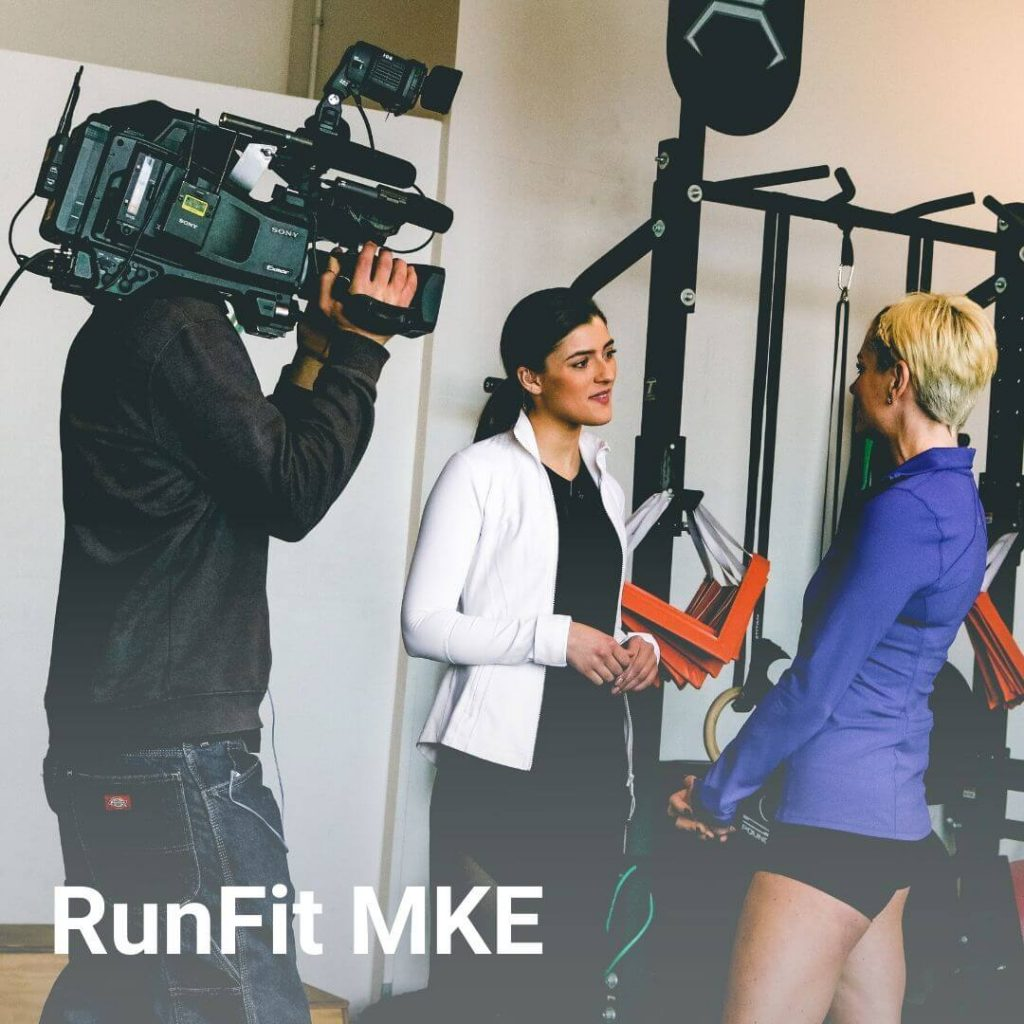 SEO & Social Media case study for a local small business, RunFit MKE