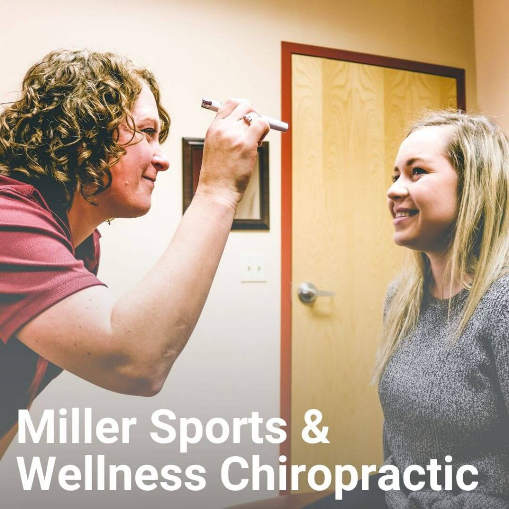 Social media & content creation case study for a chiropractor in Milwaukee, Miller SWC