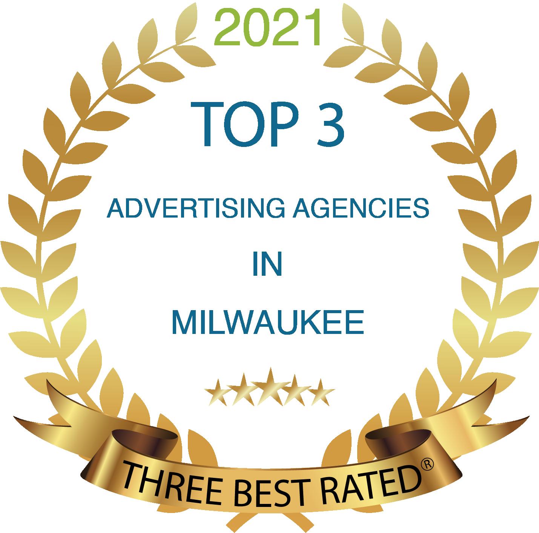 top 3 advertising agency Milwaukee