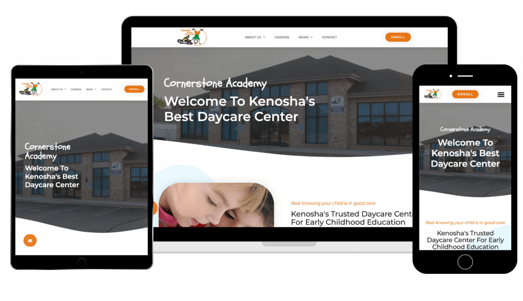 Cornerstone Academy Website