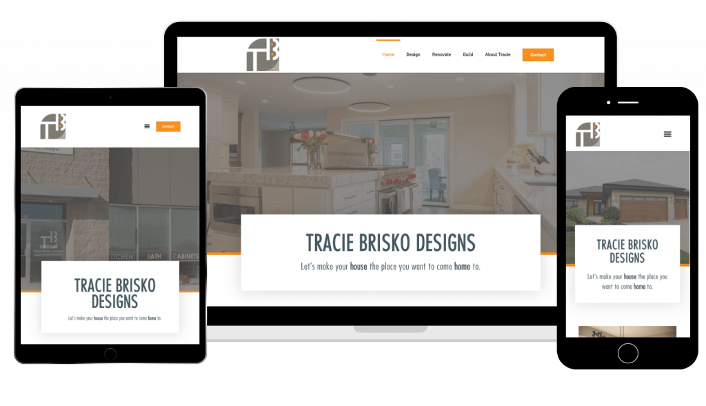 Interior Designer Website Case Study