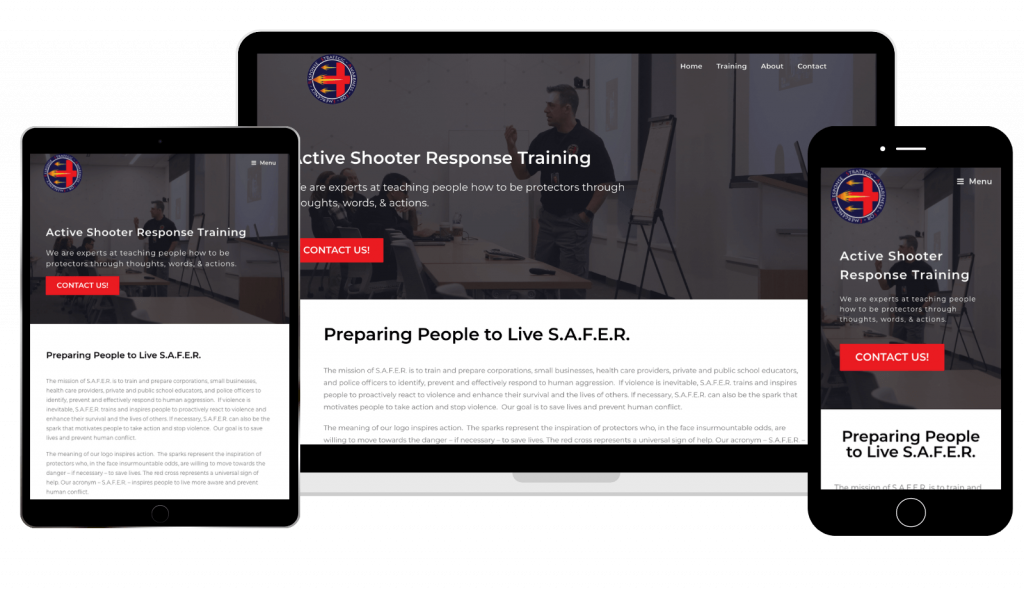 Strategic Awareness Website Case Study