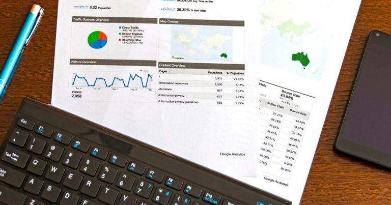 The Google Analytics Metrics Basic Glossary
