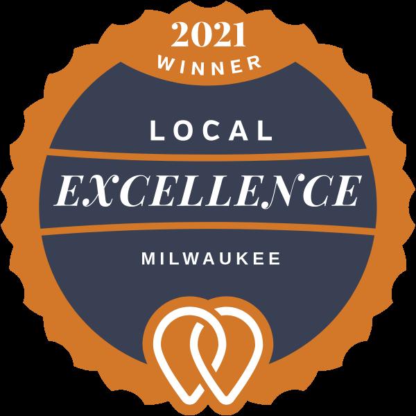 Milwaukee Digital Marketing Excelence Award 2021